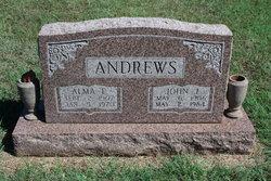 Alma Emma <i>Frederick</i> Andrews