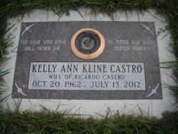 Kelly Ann <i>Kline</i> Castro