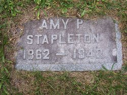 Amy P Stapleton
