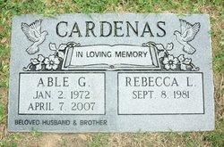 Abel G. Cardenas