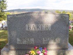 Irene E <i>Imler</i> Baker