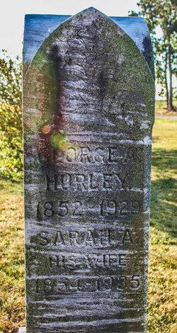 Sarah A <i>Deardorff</i> Hurley