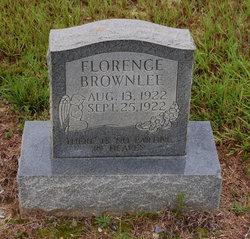 Florence Brownlee