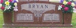 Janie <i>Spurlock</i> Bryan