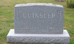 Elizabeth E Guinsler
