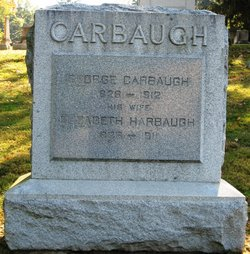 Elizabeth <i>Harbaugh</i> Carbaugh