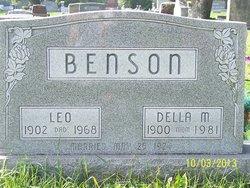 Della Mae <i>Brock</i> Benson