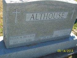 Helen <i>Brucker</i> Althouse