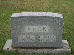 Dudley Carr Beck
