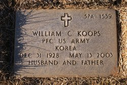 William Cornelius Bill Koops