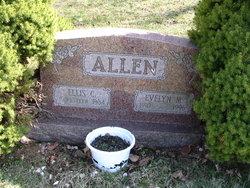 Evelyn M. <i>Chambers</i> Allen