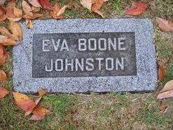 Eva <i>Boone</i> Johnston