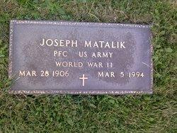 Joseph Matalik