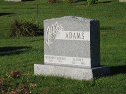 Claude S Adams