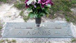 Annie <i>Webb</i> Adams