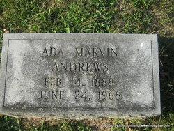 Ada Marvin Andrews