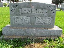 Muriel A Harris