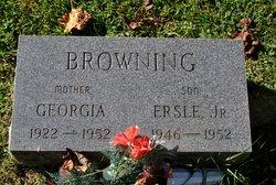 Georgia Evelyn <i>Brown</i> Browning