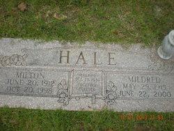 Mildred <i>Hooker</i> Hale