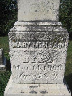 Mary Havens <i>McElvain</i> Kelsey