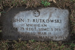 John T Rutkowski