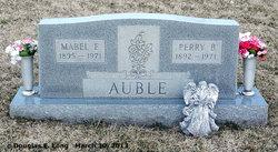 Mabel Ethel <i>Hoover</i> Auble