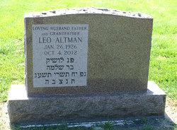 Leonid Leo Altman