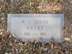 William Franklin Steve Akers