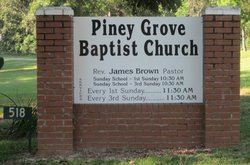 Piney Grove Baptist Church