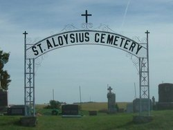 Saint Aloysius Catholic Church Cemetery