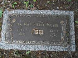 Ila Mae <i>Pierce</i> Moser