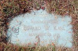 Edward William Kahl