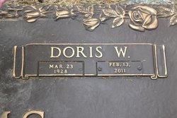 Doris <i>Williams</i> Adams