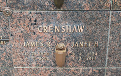 Janet Marian <i>Harney</i> Crenshaw