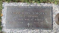 Adam John Sobotka