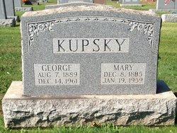 Mary <i>Chontofalsky</i> Kupsky