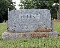 Mary <i>Pape</i> Heepke