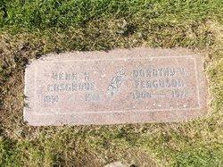 Dorothy Vera <i>Sparks</i> Ferguson