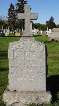 John M White