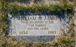 William Dale Abarr