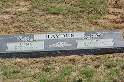 Buford Paul Hayden