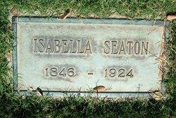 Isabella <i>Rowley</i> Seaton