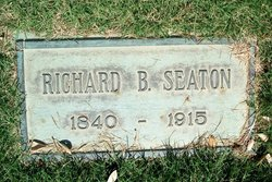 Richard Benjamin Seaton