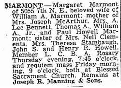 Margaret Dorothy <i>Howell</i> Marmont