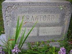 Elizabeth Lizzie <i>Mynhier</i> Crawford