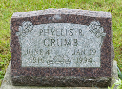 Phyllis Rita Crumb