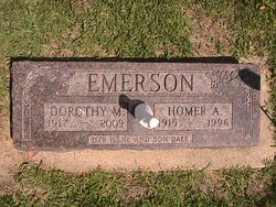 Homer Allen Emerson