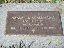 Harlan E. Ackermann