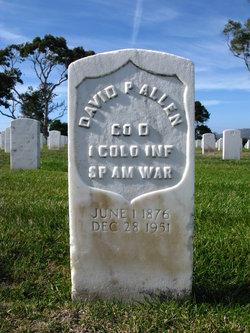 David P Allen