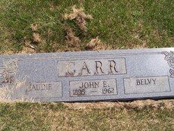 John Everett Carr